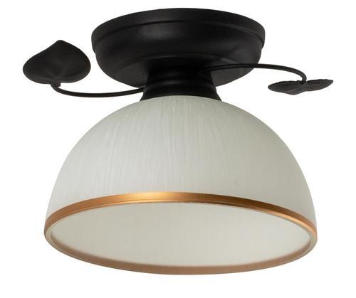 Classic Tanzania B Black Ceiling Lamp