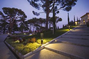 Platek garden lantern - TRIS COB LED 3000K small 7