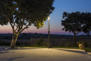 Platek garden lantern - TRIS COB LED 3000K small 2