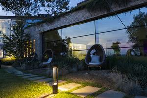 Platek garden lantern - TRIS COB LED 3000K small 6