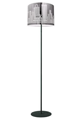 City designer floor lamp