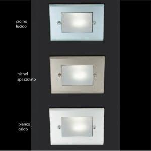 Recessed downlight Itre SD 101 Chromo 12V 50W GU5,3 small 1