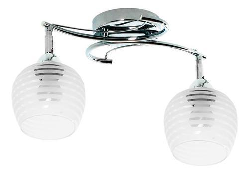 Modern Mika 2 chandelier