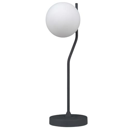 Black Carimi G9 desk lamp