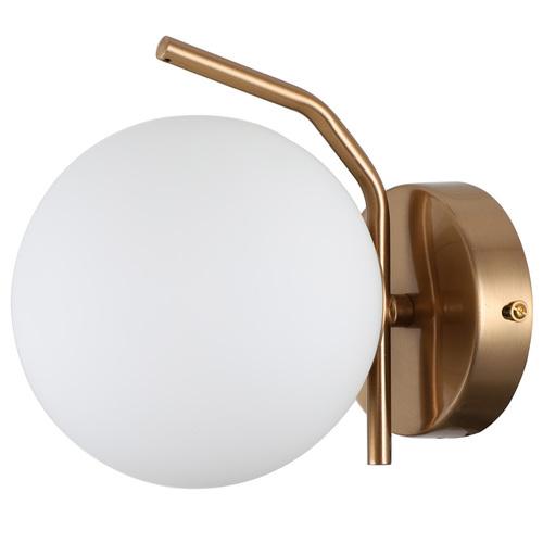 Brass Modern Wall Lamp Carimi G9