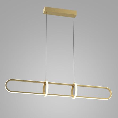 Cerrila LED Gold Pendant Lamp