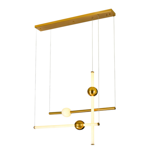 Modern Halling LED Pendant Lamp