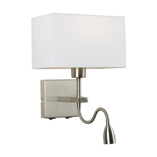 Modern Bedside lamps Norte E27 2-bulb