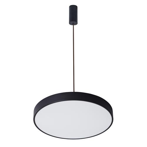 Black Orbital LED Pendant Lamp