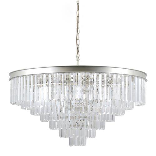Gold Pendant Lamp Verdes E14 14-bulb