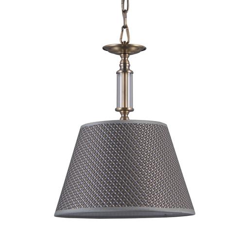 Bronze Hanging Lamp Zanobi E14