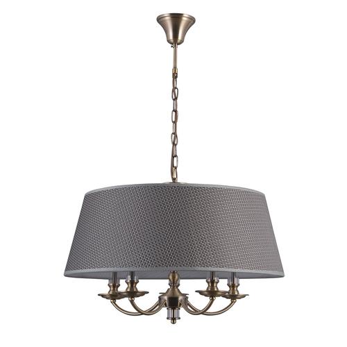 Classic Hanging Lamp Zanobi E14 5-bulb