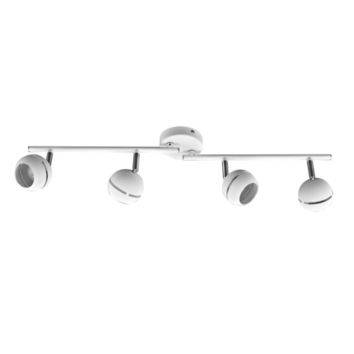 White Modern Anita LED Spotlight