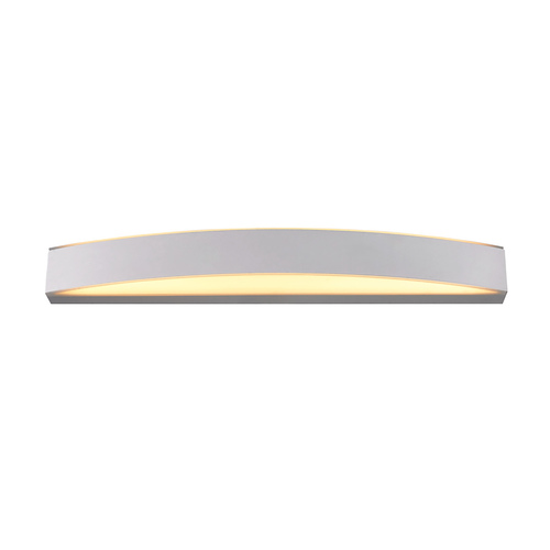 Modern White Arc LED Wall Lamp
