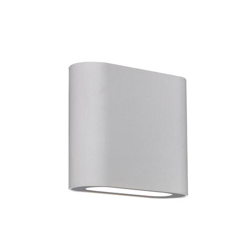 Modern White Ricky LED Wall Lamp
