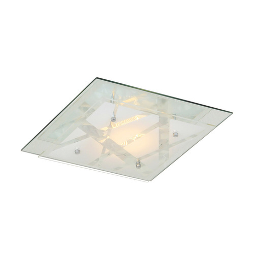 Classic White Mertu LED Plafond