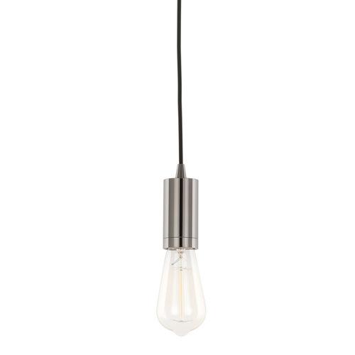 Black Hanging Lamp Moderna E27