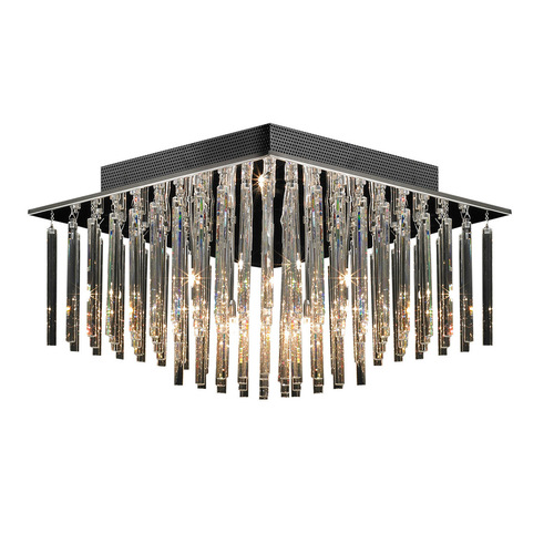 Classic Spillo G4 10-point ceiling lamp