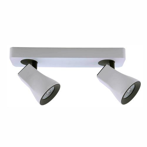Modern White Reflector Valentina GU10 2-point