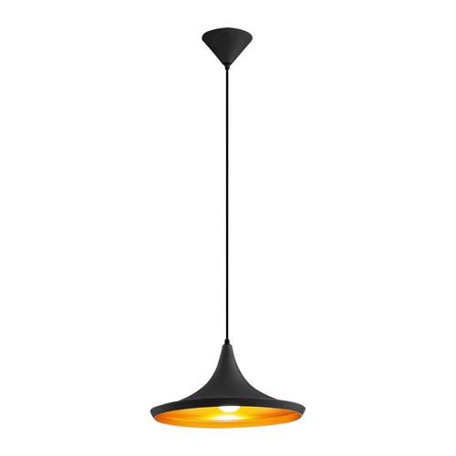 Black Maya E27 Hanging Lamp