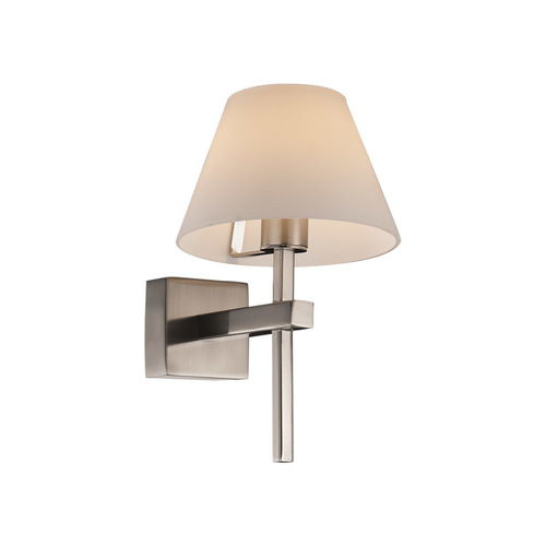 Satin Bathroom Wall Lamp Melvin G9