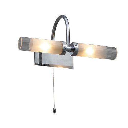 Modern Bathroom Wall Lamp Santos G9 2-bulb