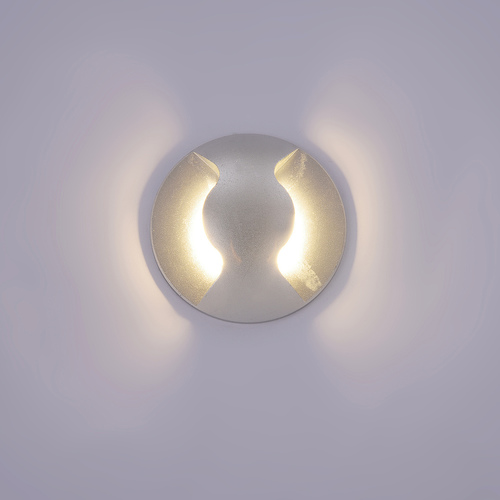 Modern outdoor wall lamp Basilio LED