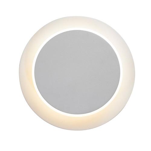 White Modern Senato LED Wall Lamp