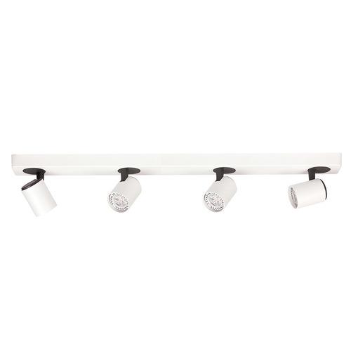 Modern White Reflector Elvira GU10 4-point
