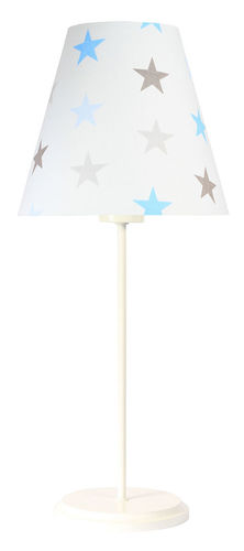Lamp for a boy's room Ombrello 60W E27 50cm stars