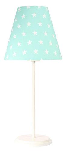 Mint table lamp Ombrello 60W E27 50cm white stars