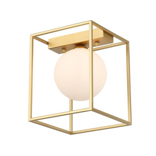 Mediamo G9 Gold Modern Ceiling Lamp