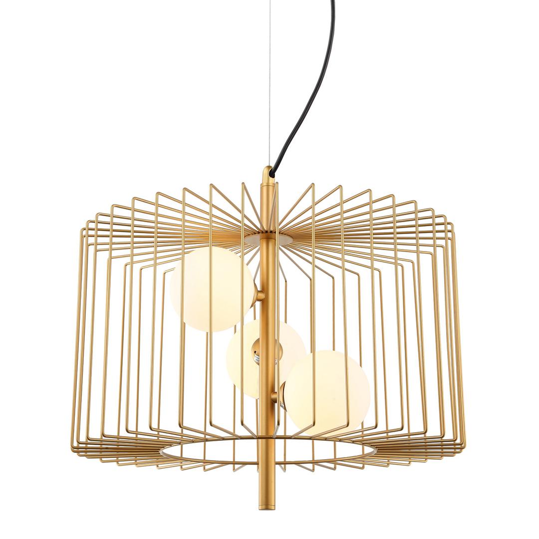 Modern Hanging Lamp Daren G9 3-bulb