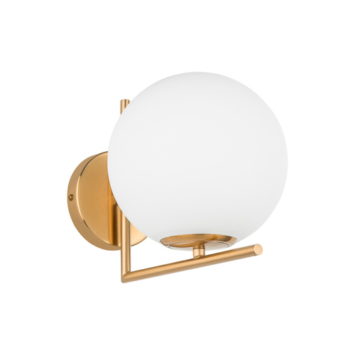 Modern Brass Wall Lamp Mondo E27