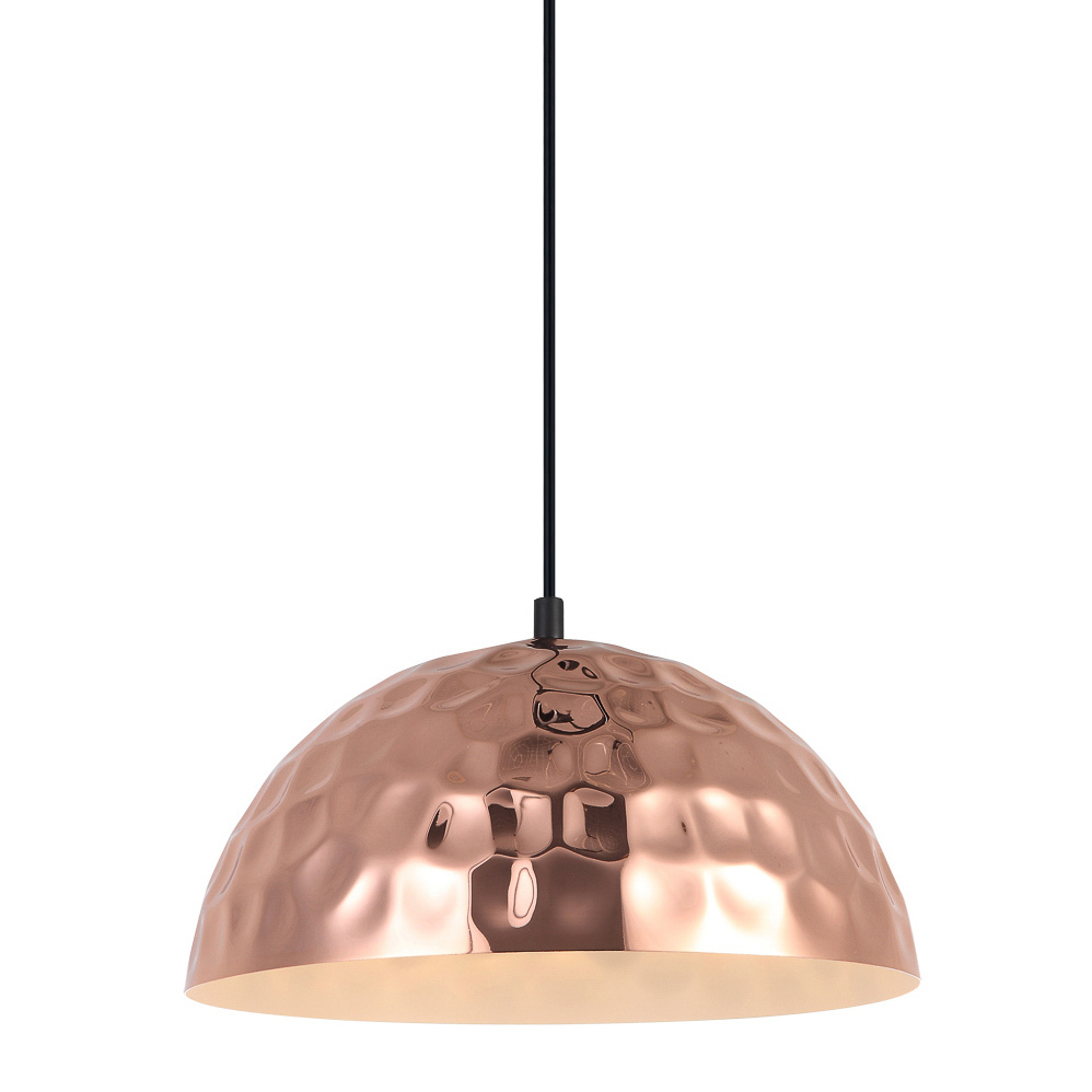 Black Rasto E27 Hanging Lamp
