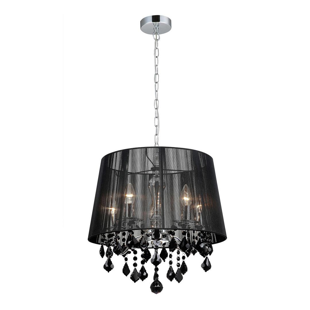 Hanging lamp Cornelia E14 5-bulb