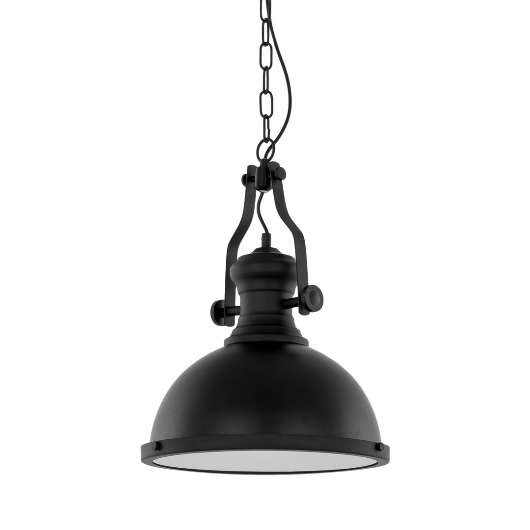 Black Hanging Lamp Maeva E27