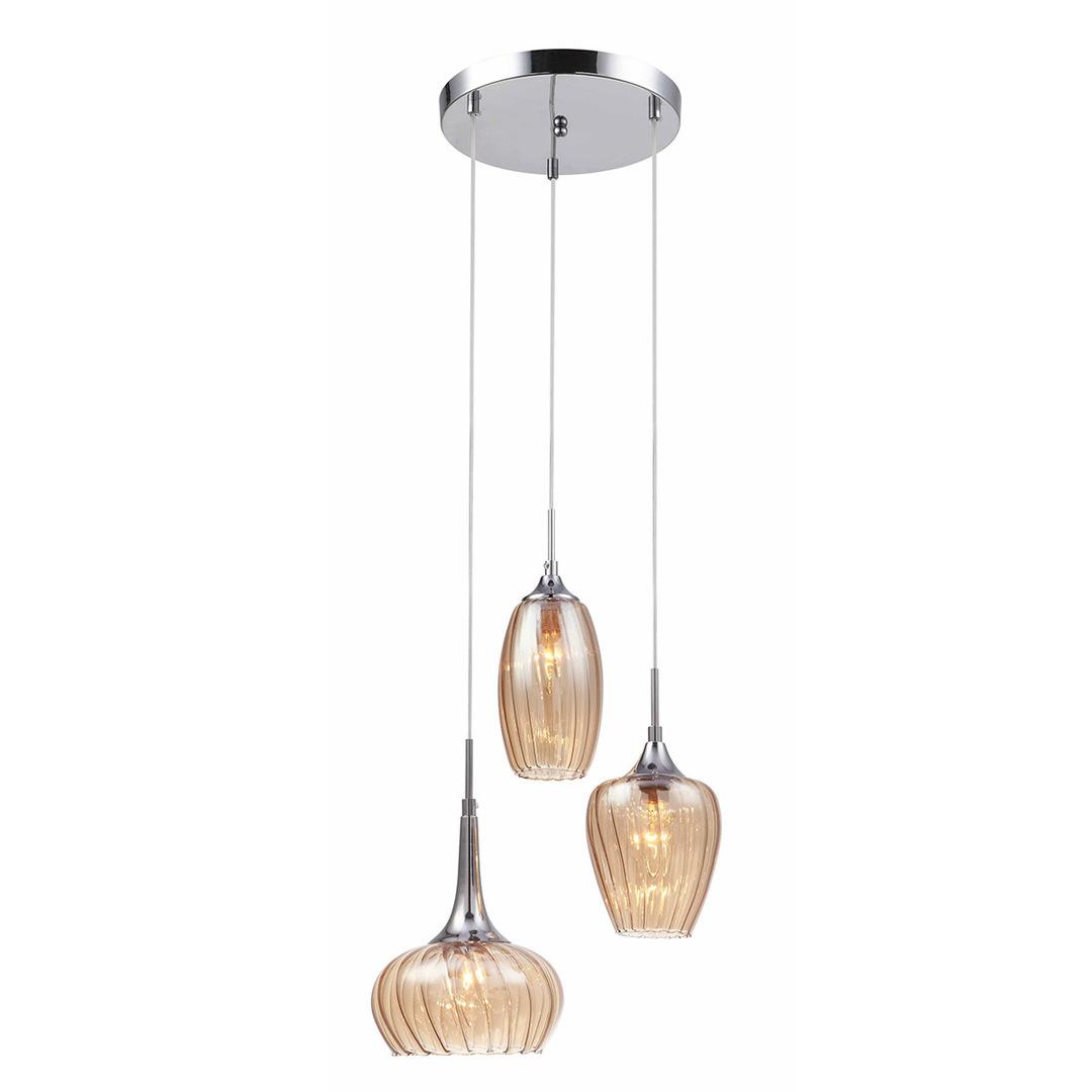 Modern Hanging Lamp Marano E14 3-bulb