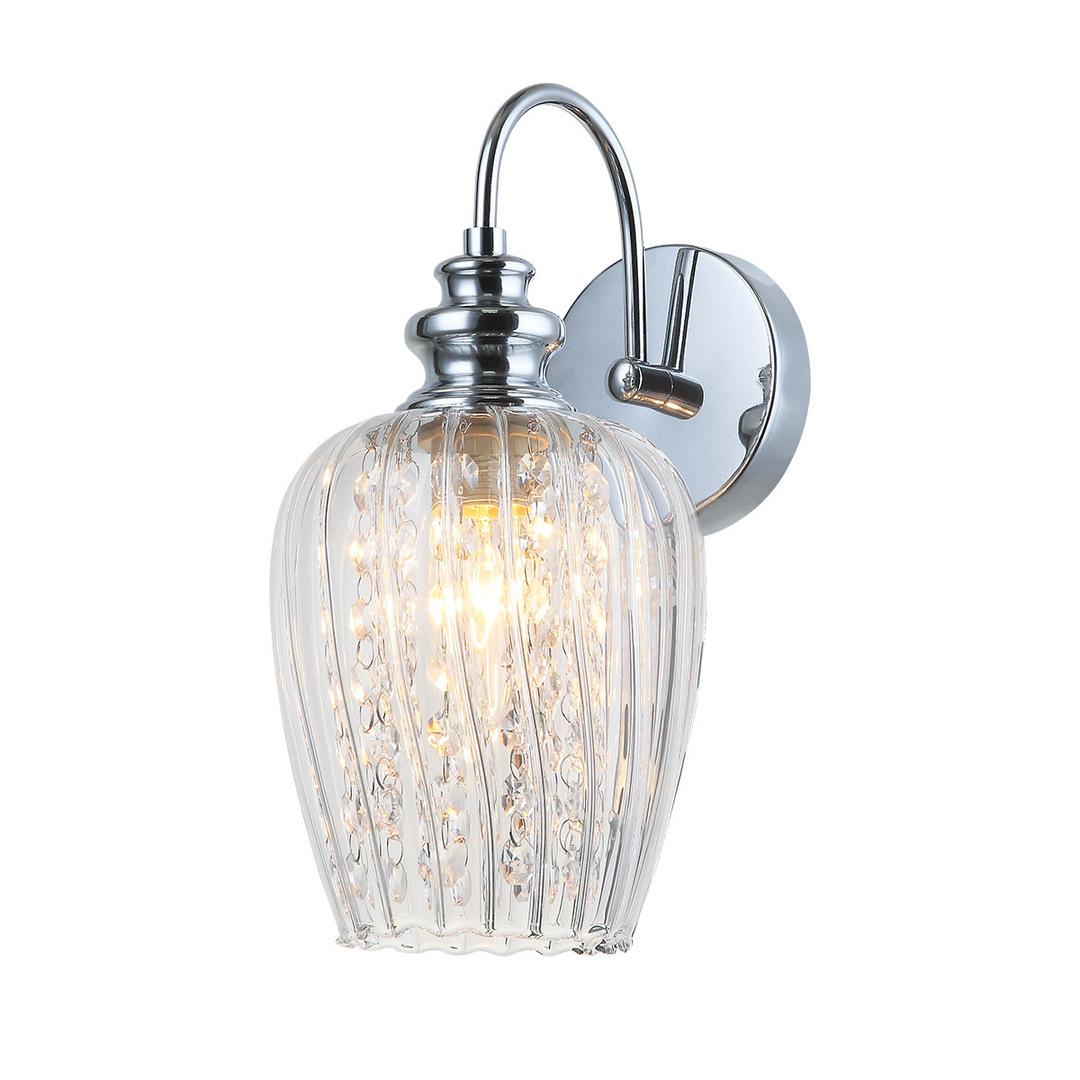 Wall lamp Pirita CR C E14
