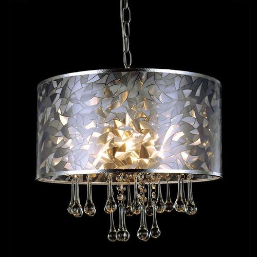 Modern Hanging Lamp Cleo E14 3-bulb