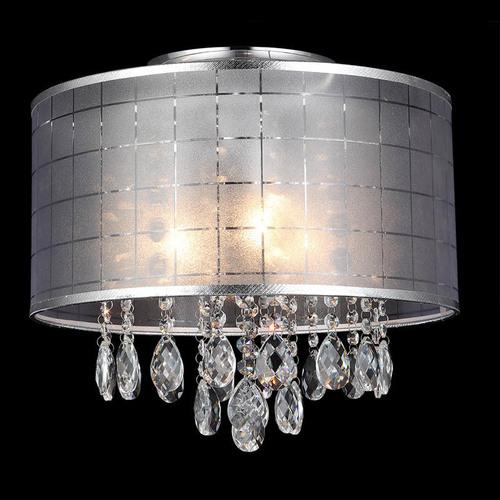 A modern Kiki E14 3-point ceiling lamp