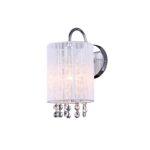White Wall lamp Lana WH E14