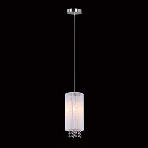 White Hanging Lamp Lana WH E14 small 2