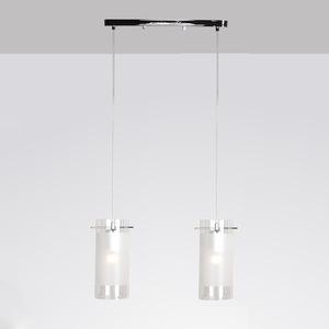Modern Hanging Lamp Blend E27 2-bulb small 0