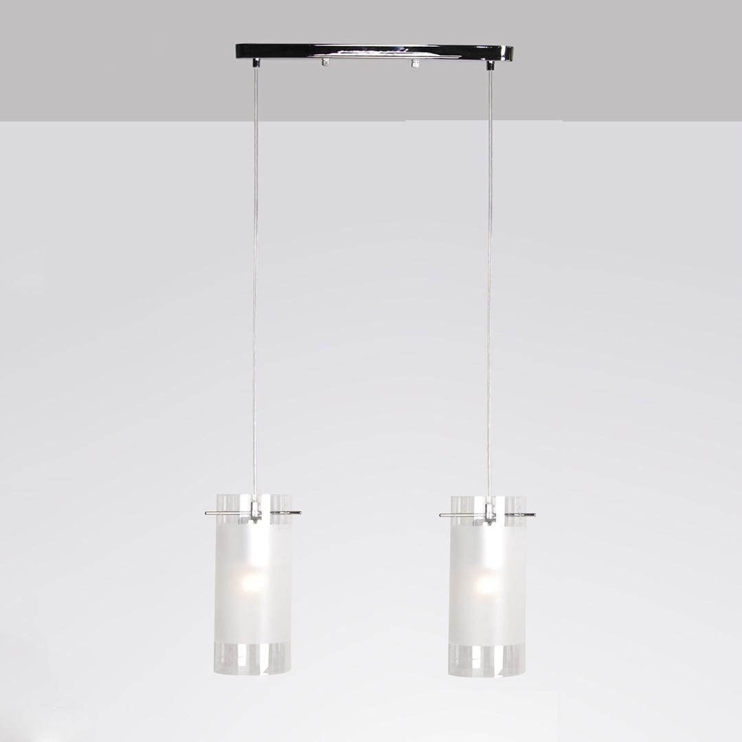 Modern Hanging Lamp Blend E27 2-bulb