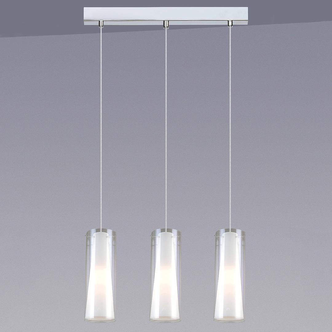 Modern Hanging Lamp Carole E27 3-bulb