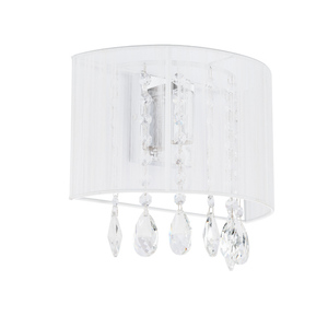 Essence E14 white wall lamp small 1