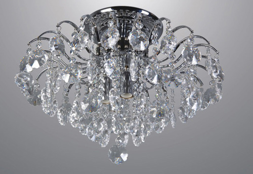 Classic 4-point Firenza Crystals Plafond