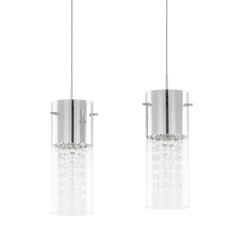 Hanging lamp Marqu E14 2-bulb
