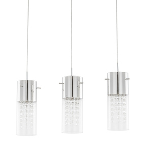 Hanging lamp Marqu E14 3-bulb small 0